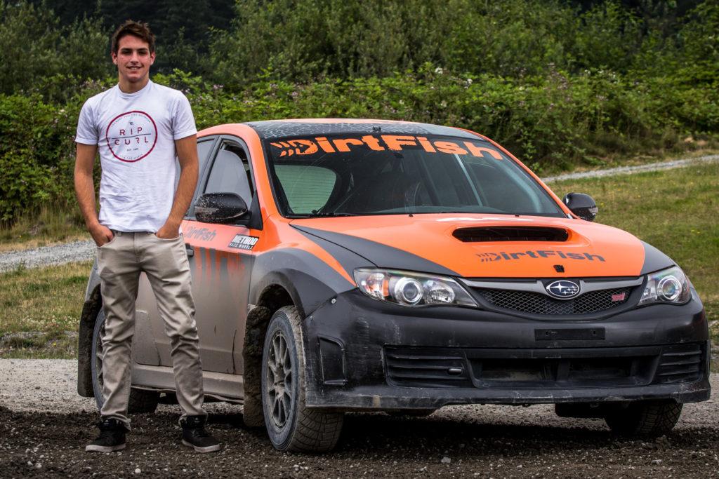 DirtFish Rally Car Racing School